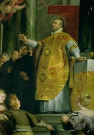 St-Ignace de Loyola, fondateur des Jésuites Source: wikipedia.org
