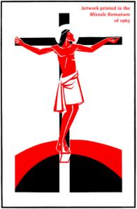 Image dans le missel de 1965 Source: www.ccwatershed.org