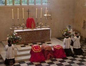 Messe de l'Ordinariat anglican