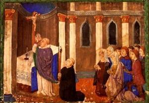 La forme séculaire de la Messe