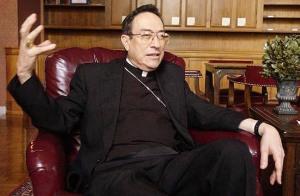 Le cardinal Maradiga