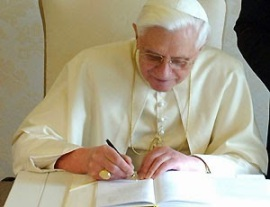 S.S. Benoît XVI