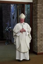 Mgr Terence Drainey, évêque du diocèse de Middlesborough (R.-Uni)