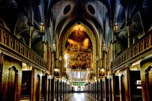 Église des Saints-Innocents, New York