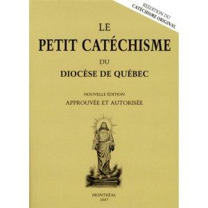 Petit catéchisme du diocèse de Québec