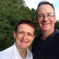 M. le diacre Nick Donnelly avec sa femme Source: Twitter