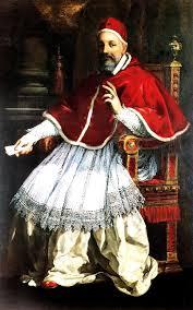 Le pape Urbain VIII (1623-1644)