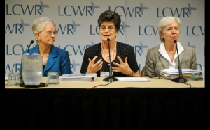 Leadership Conference of Women Religious (LCWR) ou Conférence religieuse canadienne (pour le Canada)