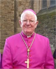 S.E. Mgr Michael Campbell, évêque de Lancaster (R.-U.)