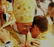 Mgr Athanase Schneider, évêque auxiliaire d'Astana