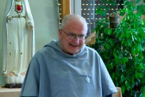 Le fondateur des Franciscains de l'Immaculée, le Père Stefano Manelli