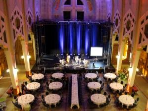 Église de Notre-Dame du Perpétuel Secours, maintenant un théâtre Source: National Post