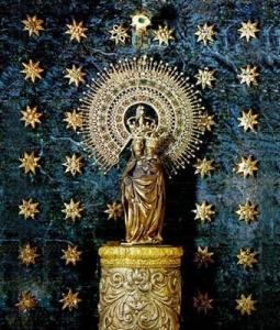Notre-Dame du Pilier, priez pour nous