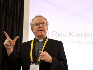 Mgr Kieran Conry, ex-évêque d'Aundel et New Brighton