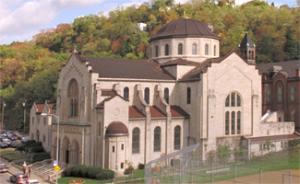 Église Saint-Boniface à Pittsburgh