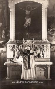 Canon de la Messe selon l'usage des Chartreux