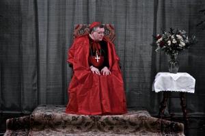 M. le cardinal Burke Photo: Phil Roussin