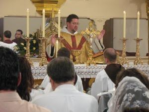 «L'arrangement bénédictin» inspiré par  célébration ad populum de Benoît XVI