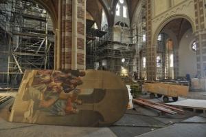 Ancienne église catholique à Eindhoven. Photo: Reuters